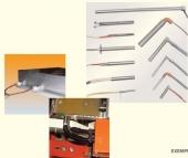 Rezistenta cartus,L 40 mm, P 100 Wati + termocuplu tip J incorporat